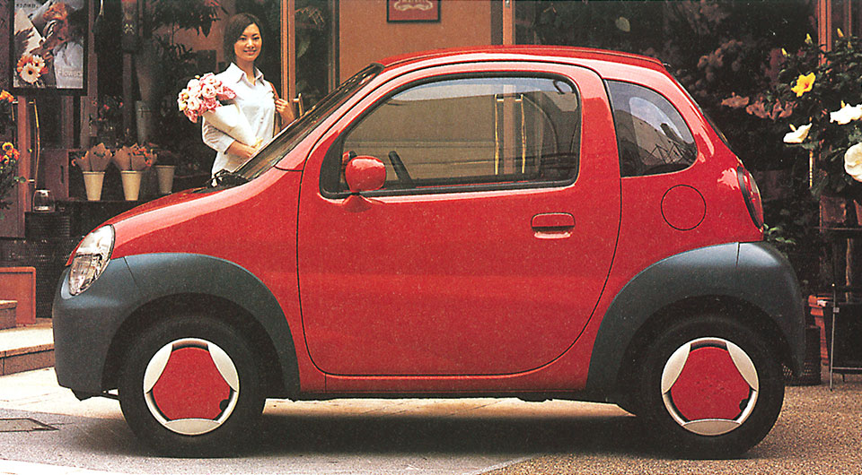 Can you fit 12 inch wheels on the Twingo? Suzukitwin_7